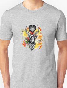 Louis' Stag Unisex T-Shirt