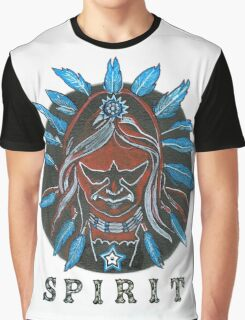 Hawk spirit Graphic T-Shirt