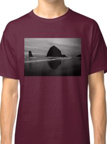 Haystacks in Cannon Beach, OR Classic T-Shirt