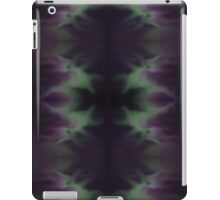 Purple Grunge iPad Case/Skin