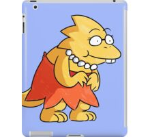 Alphys Undertale parody iPad Case/Skin