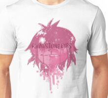 RHINESTONE EYES Unisex T-Shirt