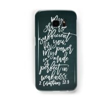 His grace Samsung Galaxy Case/Skin