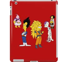 Dbsons Parody iPad Case/Skin