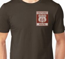 Grover Route 66 Unisex T-Shirt