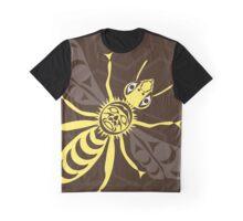 Coast Salish Bee Graphic T-Shirt