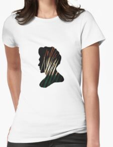 IRELAND - born and raised! Womens Fitted T-Shirt