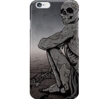 Patient Death iPhone Case/Skin