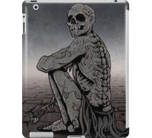 Patient Death iPad Case/Skin