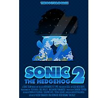 Sonic The Hedgehog 2 Photographic Print