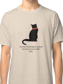 Hamilton Feral Tomcat Classic T-Shirt