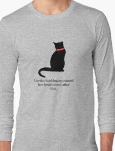 Hamilton Feral Tomcat Long Sleeve T-Shirt