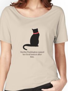 Hamilton Feral Tomcat Women's Relaxed Fit T-Shirt