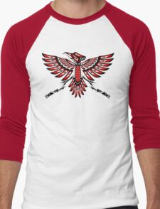 Thunderbird Men's Baseball ¾ T-Shirt
