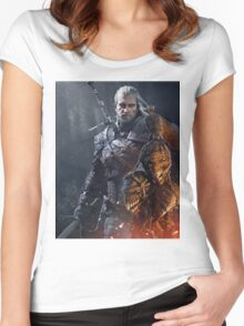 Geralt Women's Fitted Scoop T-Shirt