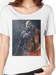 Geralt Women's Relaxed Fit T-Shirt