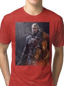 Geralt Tri-blend T-Shirt