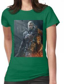 Geralt Womens Fitted T-Shirt