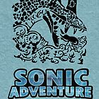 Sonic Adventure by stephenb19