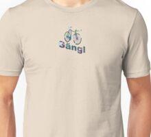 gangle race Unisex T-Shirt