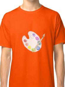 Paint Set Classic T-Shirt