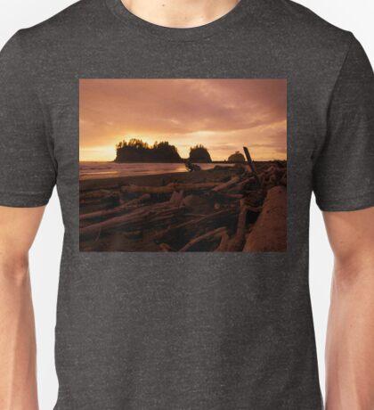 Drifting into Sunset Unisex T-Shirt