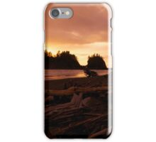 Drifting into Sunset iPhone Case/Skin