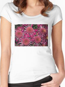 Like Suns, Like Stars or Just Exotic Mums Women's Fitted Scoop T-Shirt