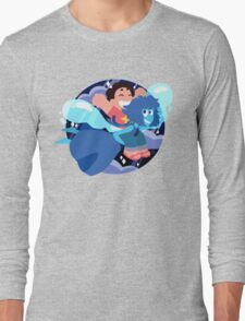 Beach Summer Fun Buddies Long Sleeve T-Shirt
