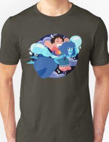 Beach Summer Fun Buddies Unisex T-Shirt