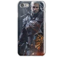 Geralt iPhone Case/Skin