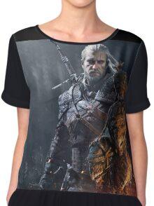 Geralt Chiffon Top