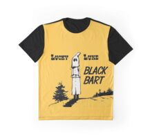 Black Bart Graphic T-Shirt
