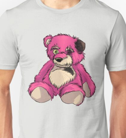The Pink Teddybear Unisex T-Shirt