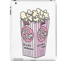 Popcorn iPad Case/Skin