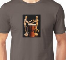 Dance to the Beat of Your Own Drum Unisex T-Shirt