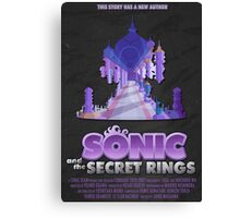 Sonic & The Secret Rings Canvas Print
