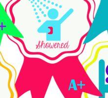 Accomplishment Awards Sticker
