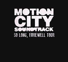 hits MOTION CITY SOUNDTRACK LOGO TOUR 2016 estr Unisex T-Shirt