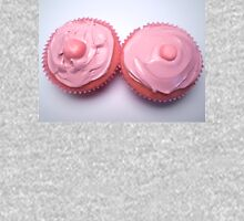 Two Pink Cupcakes Unisex T-Shirt