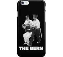 Bernie Sanders Arrested 1963 iPhone Case/Skin