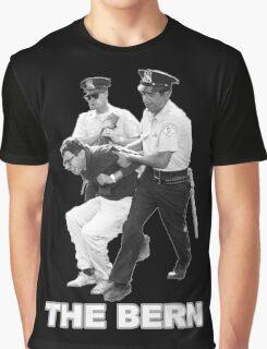 Bernie Sanders Arrested 1963 Graphic T-Shirt