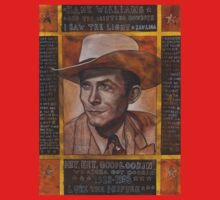 Hank Williams Baby Tee