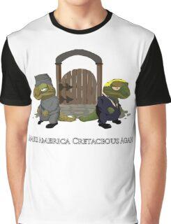 Make America Cretaceous Again Graphic T-Shirt