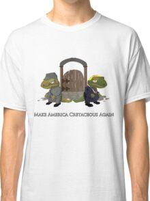 Make America Cretaceous Again Classic T-Shirt