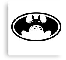 TotoroMan Canvas Print