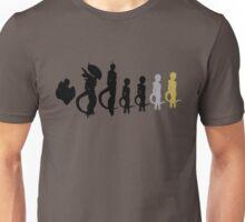 Friezan Evolution Unisex T-Shirt