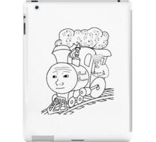 The Feels Train iPad Case/Skin