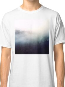 beautiful fog Classic T-Shirt