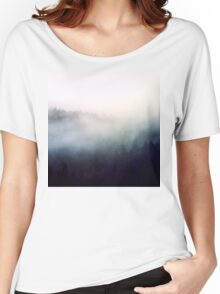 beautiful fog Women's Relaxed Fit T-Shirt